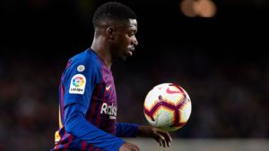 ... will count on all my Real Madrid players this season · Barcelona boss  Valverde takes blame for Dembele  risk  against Lyon 4361aeac1050b